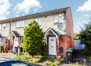 Thumbnail 3 bed end terrace house for sale in 28 Scotby Close, Carlisle, Cumbria
