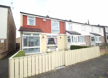 Thumbnail 3 bed terraced house for sale in Beverley Court, Jarrow