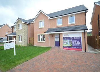 Thumbnail 4 bed detached house for sale in 64 Foster Road, Penicuik