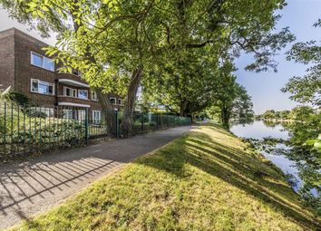 Thumbnail 3 bed flat for sale in Laleham Road, Staines