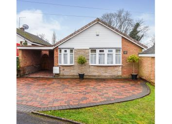 Thumbnail 2 bed bungalow for sale in Russett Close, Orchard Hills, Walsall