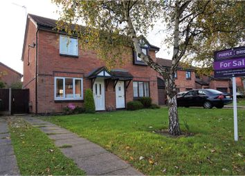 Thumbnail 3 bed semi-detached house for sale in Callaway Close, Wollaton