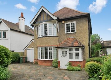 Thumbnail 4 bed detached house to rent in Cornwall Road, Sutton