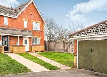 Thumbnail 3 bedroom semi-detached house for sale in Mansion Drive, Tipton