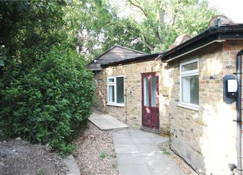 Thumbnail 2 bed terraced bungalow to rent in Montrose Avenue, Twickenham