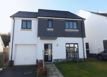 Thumbnail 4 bed detached house for sale in Baldwin Drive, Okehampton