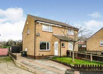2 bed semi-detached house for sale in Walnut Close, Leeds LS14