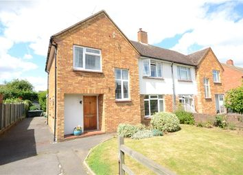 Thumbnail 3 bed semi-detached house for sale in Burnetts Road, Windsor, Berkshire