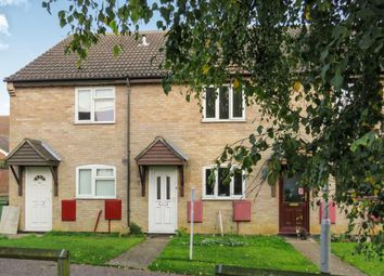Thumbnail 2 bedroom terraced house for sale in Coleridge Road, Diss