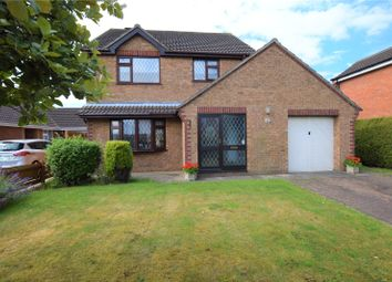 Thumbnail 4 bed detached house for sale in Chauntry Road, Alford