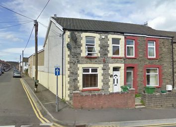 Thumbnail 5 bed end terrace house to rent in Brook Street, Treforest, Pontypridd