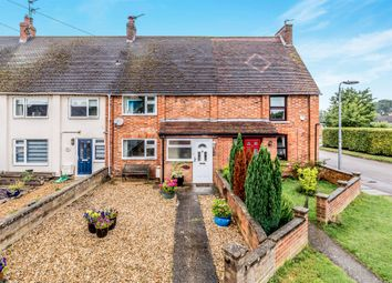 Thumbnail 2 bed terraced house for sale in Maltings Close, Cranfield, Bedford