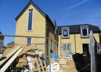 Thumbnail 1 bed semi-detached house for sale in Longfleet Road, Poole