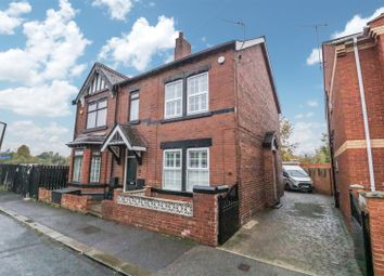 Thumbnail 2 bed semi-detached house for sale in Midland Road, Swinton, Mexborough
