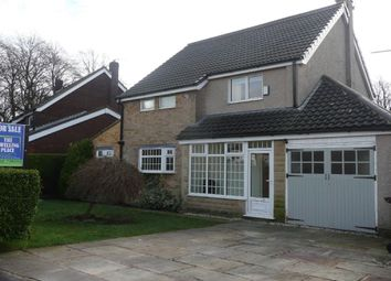 Thumbnail 4 bed detached house for sale in South Drive, Padiham, Lancashire