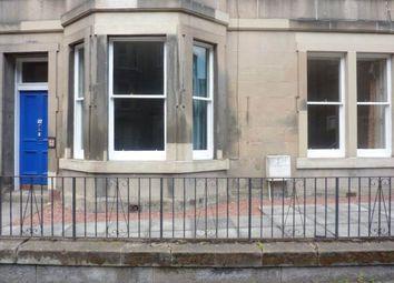 Thumbnail 4 bedroom flat to rent in Polwarth Crescent, Edinburgh