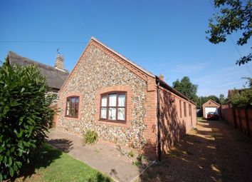 Thumbnail 3 bedroom detached bungalow to rent in Ashburton Road, Ickburgh, Thetford