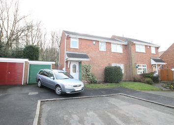 Thumbnail 3 bedroom semi-detached house to rent in Ambien Road, Atherstone
