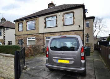 Thumbnail 4 bed semi-detached house for sale in Leafield Avenue, Eccleshill, Bradford