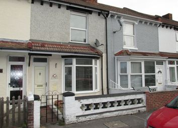 Thumbnail 2 bedroom terraced house to rent in Tintern Road, Gosport, Hampshire