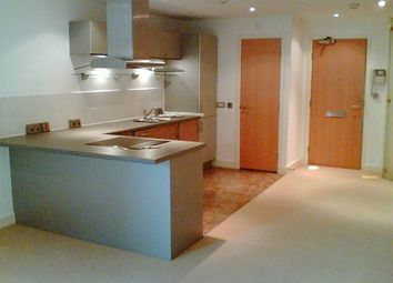 Thumbnail 2 bed flat to rent in The Habitat, Woolpack Lane, Nottingham