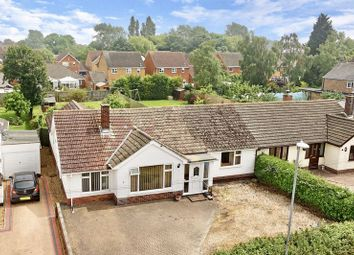 Thumbnail 3 bed bungalow for sale in Toll Bar, Great North Road, Sawtry, Huntingdon
