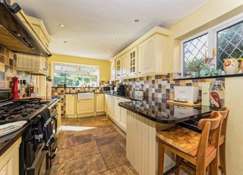 Thumbnail 4 bedroom detached house for sale in Dobbs Weir Road, Roydon, Harlow