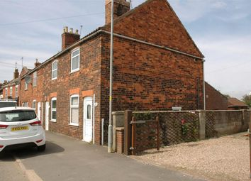 Thumbnail 2 bed end terrace house to rent in Main Road, Hundleby, Spilsby