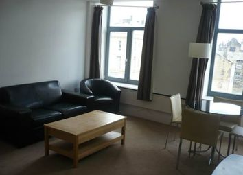 Thumbnail 1 bed flat to rent in Woolston Warehouse, Grattan Road, Bradford