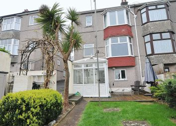 Thumbnail 4 bed semi-detached house for sale in Burnham Park Road, Plymouth