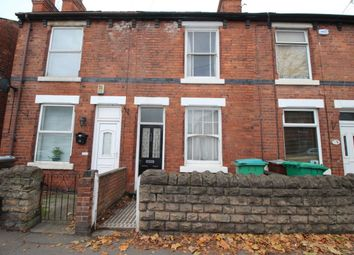 Thumbnail 2 bedroom terraced house for sale in Vernon Road, Old Basford, Nottingham