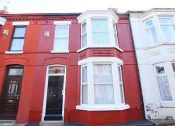 Thumbnail 3 bed terraced house for sale in Allington Street, Aigburth, Liverpool