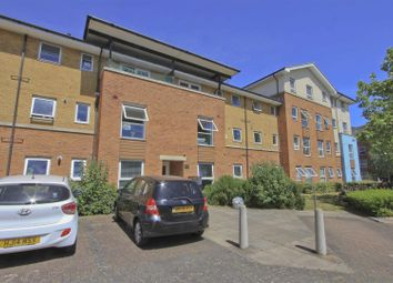 Thumbnail 1 bed block of flats for sale in Admiralty Close, West Drayton