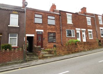 Thumbnail 3 bed terraced house for sale in Queen Street, Brimington, Chesterfield