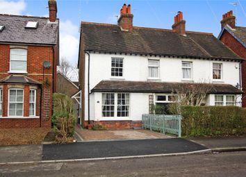 Thumbnail 2 bed semi-detached house for sale in Salisbury Road, Godstone