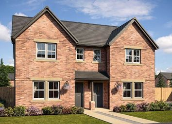 Thumbnail 3 bed semi-detached house for sale in Dovecote Place, Newburn Road, Newcastle Upon Tyne