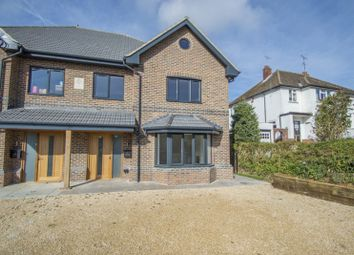 Thumbnail 4 bed semi-detached house for sale in Goring On Thames, Reading