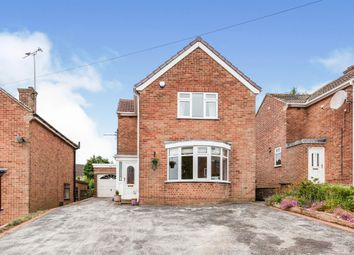 Thumbnail 3 bed detached house for sale in Greenway, Ashbourne