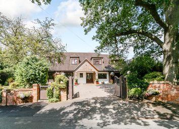 Thumbnail 6 bed detached house for sale in Grange Lane, Alvechurch, Birmingham, Worcestershire