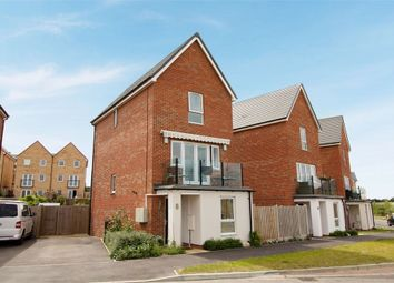 3 bed town house for sale in Martin Hunt Drive, Stanway, Colchester, Essex CO3