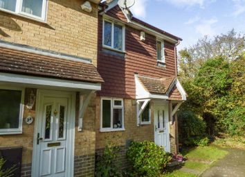 Thumbnail 2 bed end terrace house for sale in Wildfell Close, Walderslade, Chatham