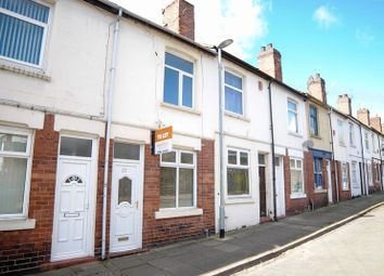 Thumbnail 2 bed terraced house to rent in Davis Street, Shelton, Stoke-On-Trent