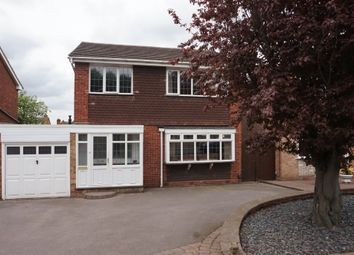 Thumbnail 4 bed detached house for sale in Milcote Drive, Sutton Coldfield