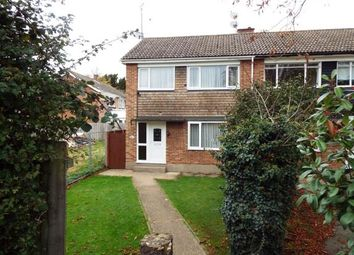 Thumbnail 3 bedroom semi-detached house for sale in Great Cornard, Sudbury, Suffolk