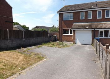Thumbnail 3 bed semi-detached house to rent in Renishaw Road, Mastin Moor, Chesterfield