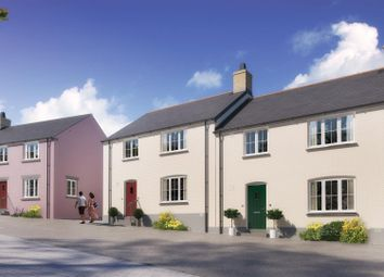 Thumbnail 3 bed semi-detached house for sale in Newquay