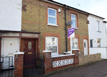 Thumbnail 3 bed terraced house for sale in Greatham Road, Bushey, Hertfordshire
