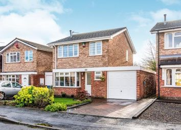 Thumbnail 3 bed link-detached house for sale in Winchester Close, Off Lincoln Close, Lichfield, Staffordshire