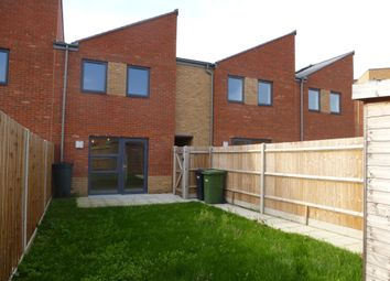 Thumbnail 2 bed terraced house for sale in Kilmeston Close, Eastleigh