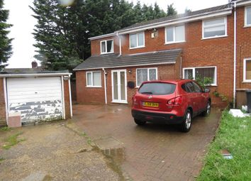 Thumbnail 7 bed end terrace house for sale in Dunsmore Road, Luton